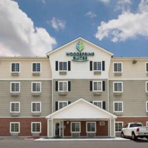 Live Oak Civic Center Hotels - WoodSpring Suites San Antonio North Live Oak I-35
