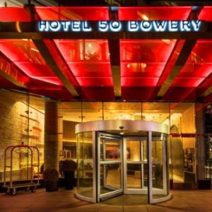 Santos Party House Hotels - Hotel 50 Bowery