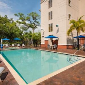 Ruth Eckerd Hall Hotels - Fairfield Inn and Suites by Marriott Clearwater