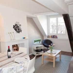 Studio in Hotel particulier in Le Marais