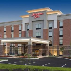 Grand Park Westfield Hotels - Hampton Inn Westfield Indianapolis