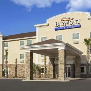Hotels near The Hacienda Event Center - Baymont Inn & Suites Odessa