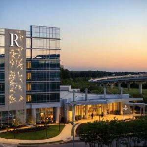 Hotels Near Georgia International Convention Center Renaissance Atlanta Airport Gateway Hotel