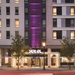 Boston Harbor Cruises Hotels - YOTEL Boston