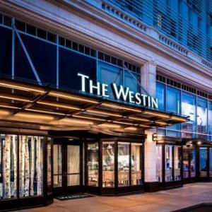 Hotels near KeyBank Center - The Westin Buffalo