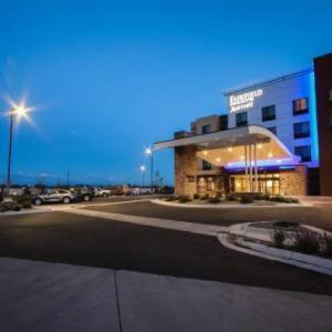 Fairfield Inn & Suites by Marriott Denver Northeast/Brighton