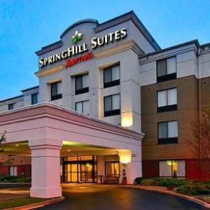 Hotels near Valhalla Golf Club - Springhill Suites By Marriott Louisville Hurstbourne/North