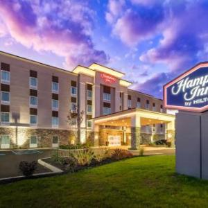 Hampton Inn Lockport Ny