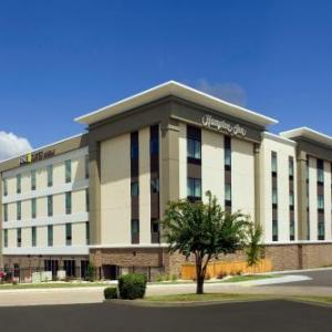 Hampton Inn By Hilton Hattiesburg