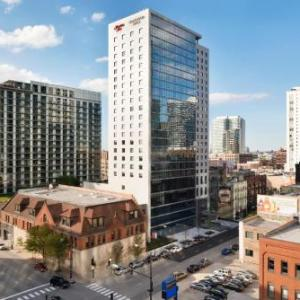 Hotels near Latin Rhythms Chicago - Homewood Suites by Hilton Chicago West Loop