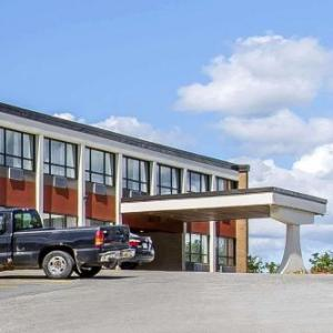 Hotels near Corner Brook Civic Centre - Quality Inn Corner Brook