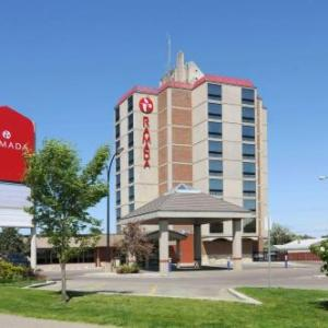 Hotels near Enmax Centre - Ramada Lethbridge