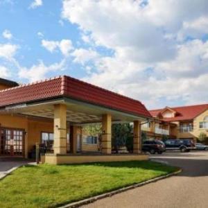 Medicine Hat Arena Hotels - Quality Inn Medicine Hat