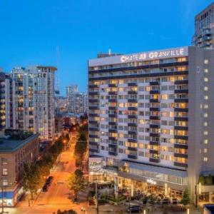 Vancity Theatre Hotels - Best Western Plus Chateau Granville Hotel & Suites & Conference