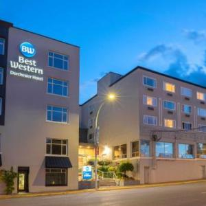 Port Theatre Nanaimo Hotels - Best Western Dorchester Hotel