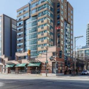 Hotels near Celebrities Nightclub Vancouver - GEC Granville Suites Downtown