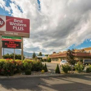 Midway Airport BC Hotels - Best Western Plus Sunrise Inn