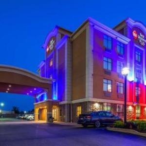 Bayfield Mall Hotels - Best Western Royal Oak Inn