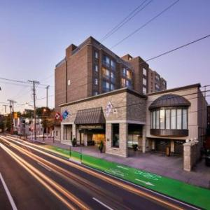 Dominion-Chalmers United Church Hotels - Best Western Plus Ottawa Downtown Suites