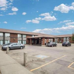 West Edmonton Mall Hotels - Comfort Inn West
