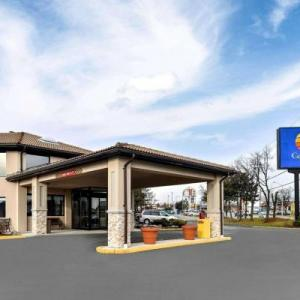 Bramalea City Centre Hotels - Comfort Inn Brampton