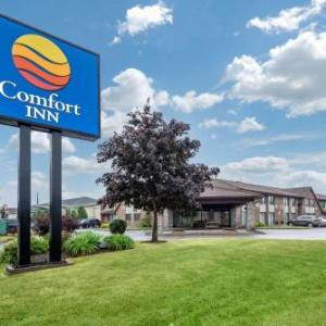 General Motors Centre Hotels - Comfort Inn Oshawa