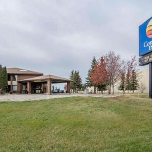 Art Hauser Centre Hotels - Comfort Inn Prince Albert