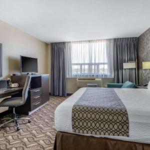 Sudbury Arena Hotels - Clarion Hotel Sudbury