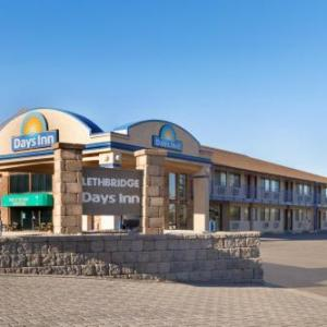 Days Inn By Wyndham Lethbridge