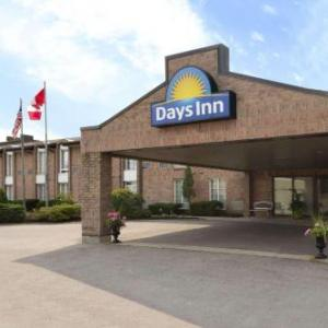 Hotels near Sanderson Centre for the Performing Arts - Days Inn Brantford