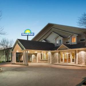 Hotels near Guelph Concert Theatre - Days Inn Guelph