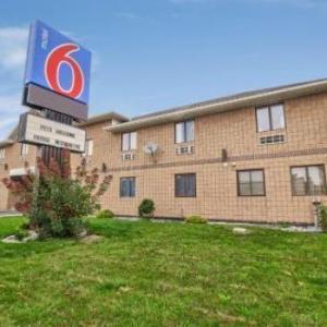 Motel 6-Windsor ON