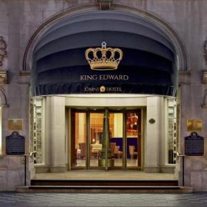 Toronto Opera House Hotels - The Omni King Edward Hotel