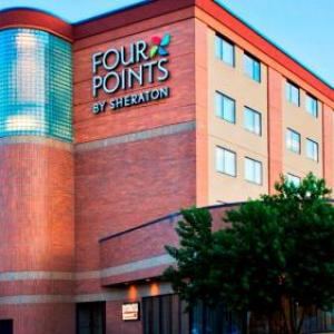 Investors Group Athletic Centre Hotels - Four Points By Sheraton Winnipeg South
