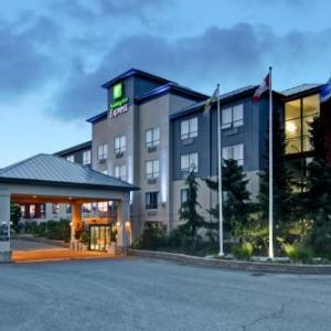 Kamloops Convention Centre Hotels - Holiday Inn Express Kamloops