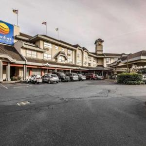 Hotels near UVic Student Union Building - Comfort Inn & Suites Victoria
