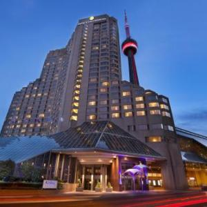 Hotels near John Bassett Theatre - InterContinental Toronto Centre