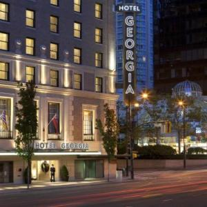 Hotels near The Orpheum Vancouver - Rosewood Hotel Georgia