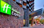Edmonton Alberta Hotels - Holiday Inn Express Edmonton Downtown