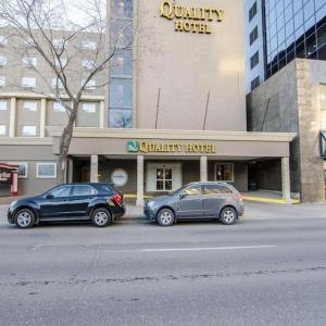 Hotels near Conexus Arts Centre - Quality Hotel Regina