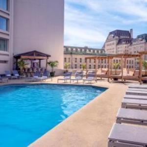 La Source de la Martiniere Quebec Hotels - Hilton Québec