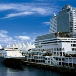 Hotels near Harbour Centre SFU - The Pan Pacific Hotel Vancouver