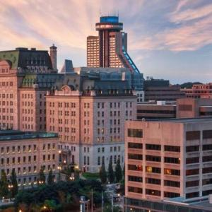 Hotels near Grand Theatre de Quebec - Hotel Le Concorde Quebec