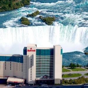 Hotels near Niagara County Community College - Niagara Falls Marriott Fallsview Hotel & Spa