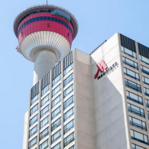 Centini Restaurant & Lounge Hotels - Calgary Marriott Downtown Hotel