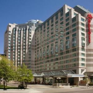 Canon Theatre Hotels - Marriott Downtown at CF Toronto Eaton Centre