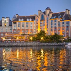 Esquimalt Gorge Park Hotels - Delta Hotels By Marriott Victoria Ocean Pointe Resort
