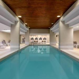 Hotels near Toronto General Hospital - Doubletree by Hilton Toronto Downtown