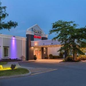 Quinte Sports and Wellness Centre Hotels - Fairfield Inn & Suites by Marriott Belleville