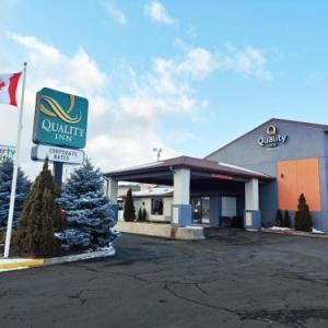 Showplace Performance Centre Hotels - Quality Inn Peterborough